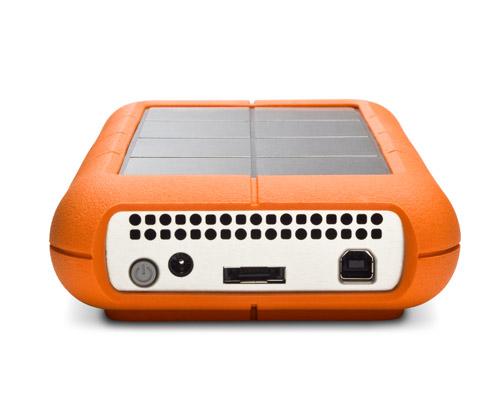 LaCie Rugged XL external drive announced