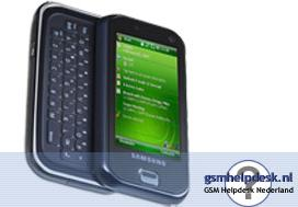Samsung B7610 Louvre WM6.1 smartphone leaks