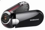 Samsung SMX-C14 & SMX-C10 Touch of Color camcorders
