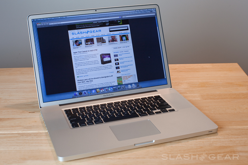Apple MacBook Pro 17-inch Review