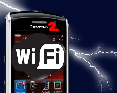 Blackberry Storm 2 due in September, has WiFi