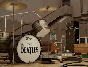 Harmonix details The Beatles: Rock Band bundle