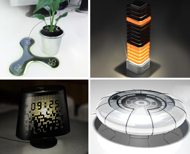 Tokyoflash concept clocks want your opinion