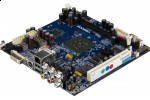 VIA VB8002 HD media server Mini-ITX board