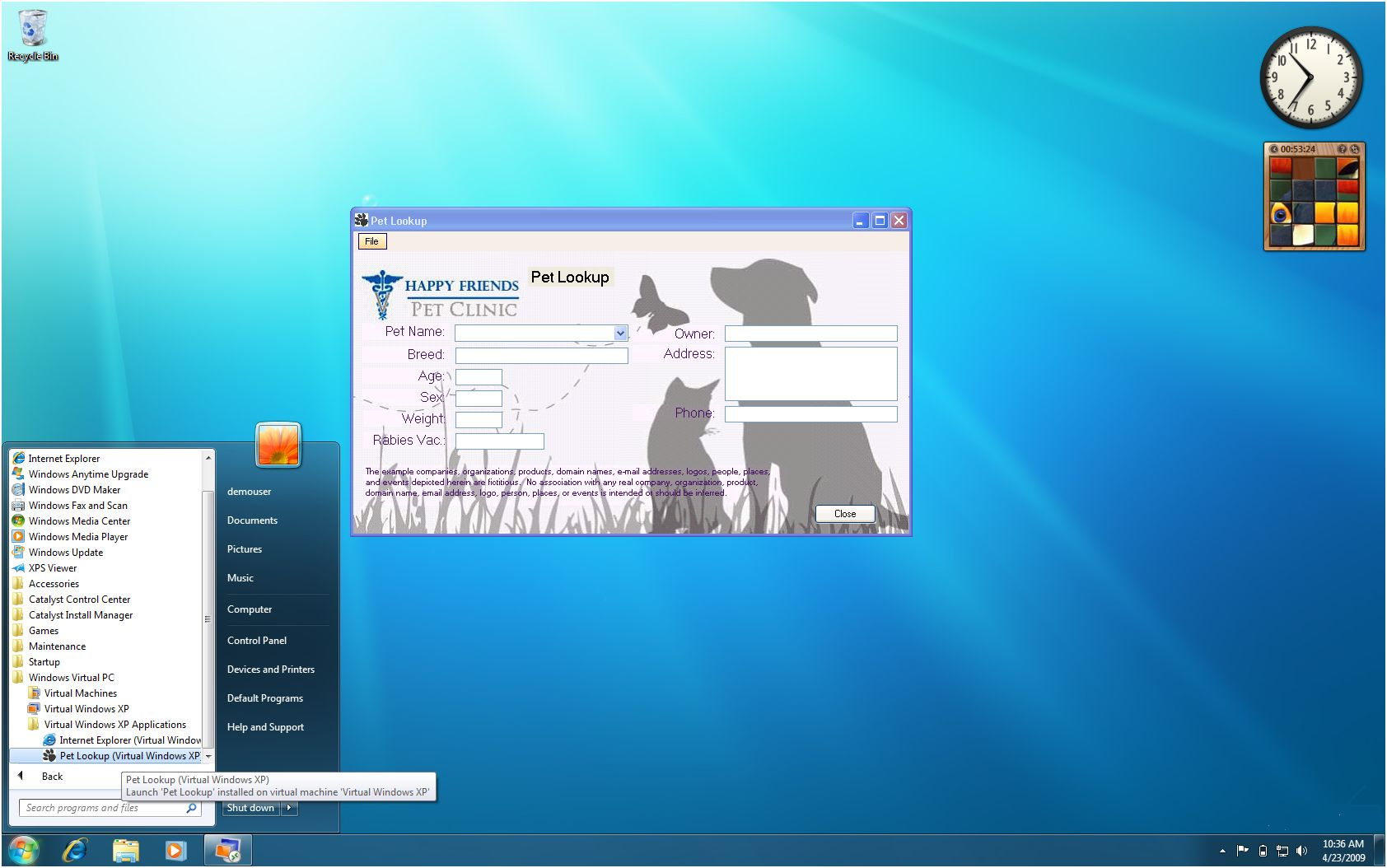 Microsoft XP Mode for Windows 7 confirmed