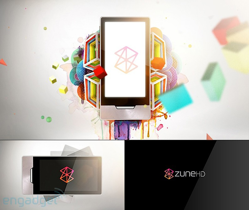 4th Gen Zune coming to compete with iPod Touch?