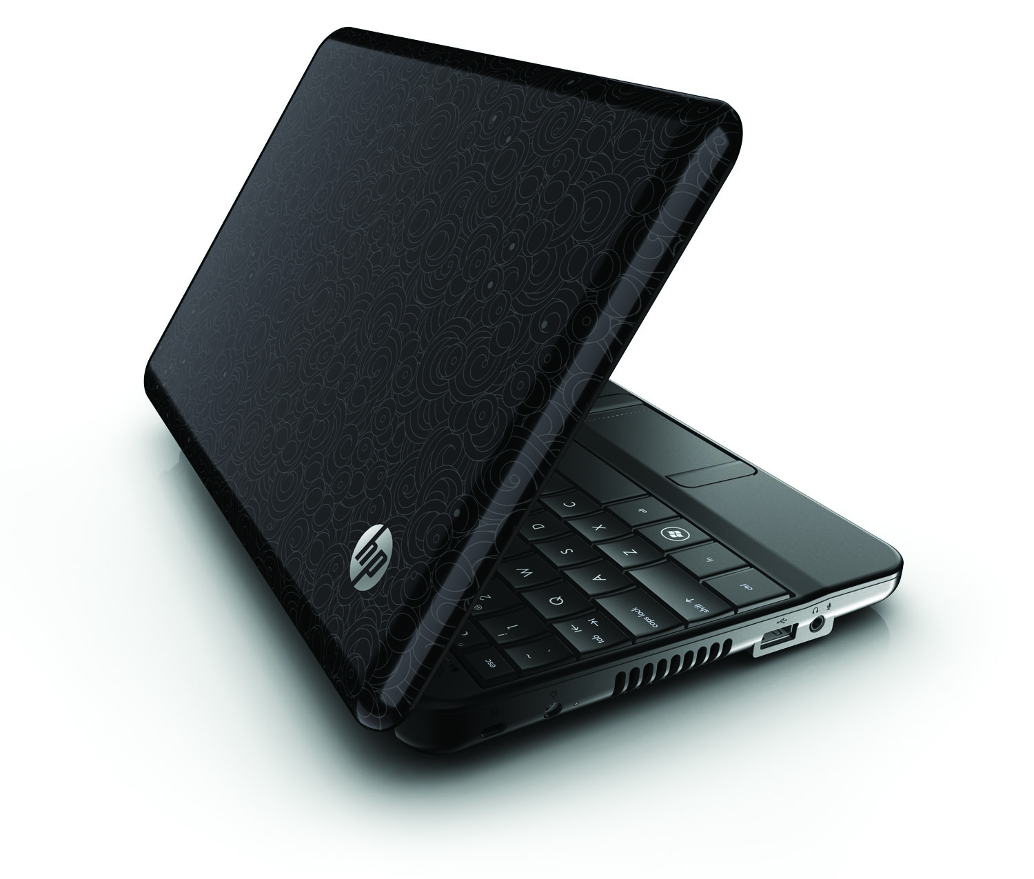 HP Mini 1101, 110 XP and 110 Mi netbooks announced