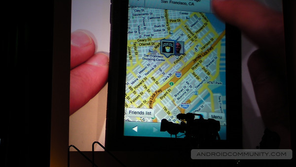 Next iPhone will have Google Latitude built in