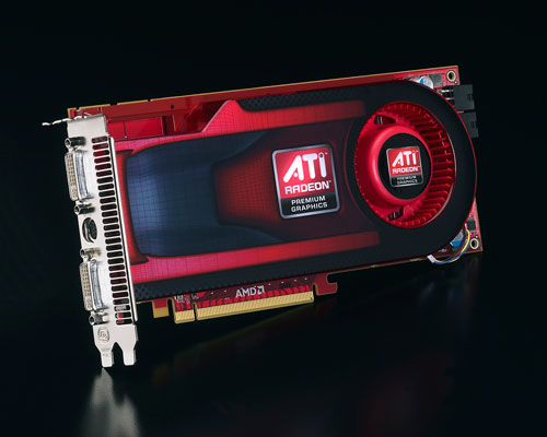 AMD ATI Radeon HD 4890 launched with 1GHz speed