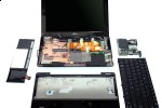 ASUS Eee PC 1008HA teardown: sticky tape strikes again
