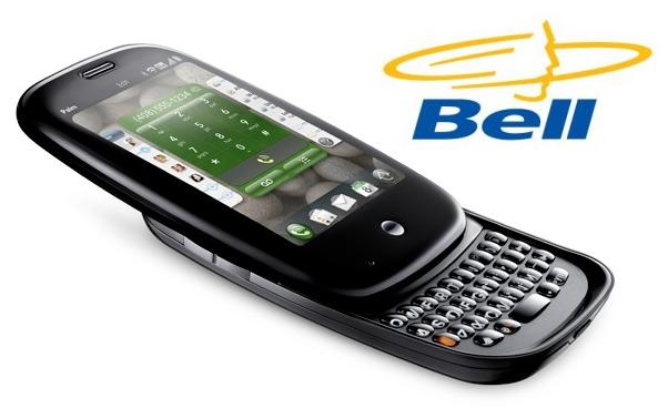 Palm Pre Canadian release set for Bell Mobility in 2H09