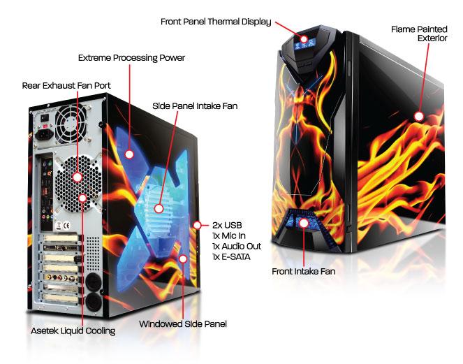 iBUYPOWER Chimera Gaming System announced