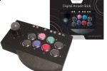 BLAZE Digital Arcade Stick for PS3 is budget button-fest