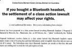 Bluetooth class-action suit settled: Lawyers unsurprisingly the biggest winners