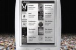 Bookeen Cybook Opus eBook reader fits in your pocket