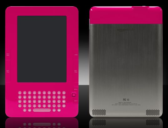 Kindle 2 gets a ColorWare makeover