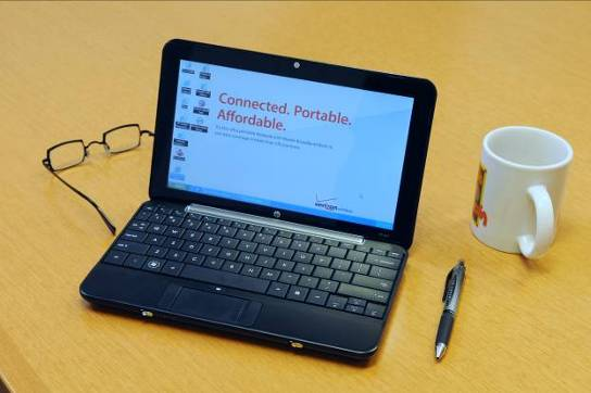 It's all true, Verizon Wireless will offer the HP Mini 1151NR Netbook with integrated 3G-goodness!