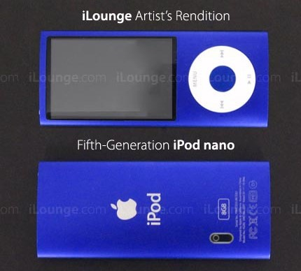 iPod nano 5G to include wider screen, camera; six third-gen iPhone models planned?