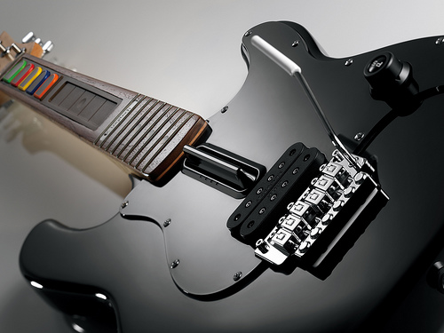 Logitech Wireless Guitar Controller for PS3 & PS2 announced