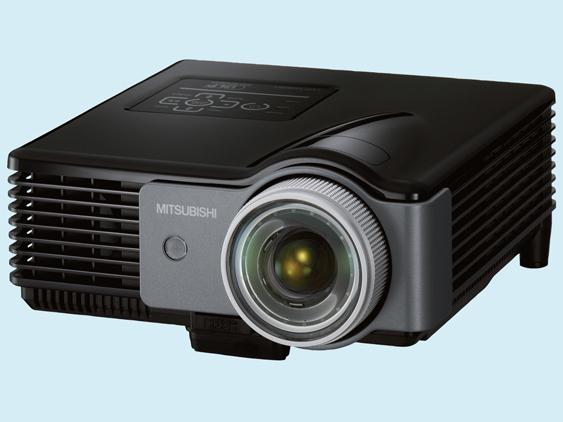 Mitsubishi LVP-XD95ST DLP Projector announced