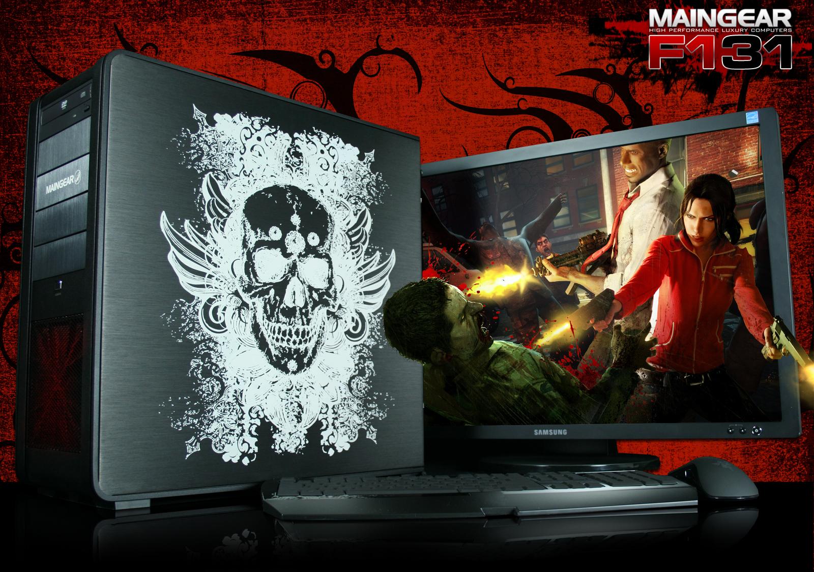 MAINGEAR F131 gaming PC makes a comeback