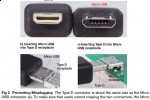 Mini HDMI connector prototype revealed