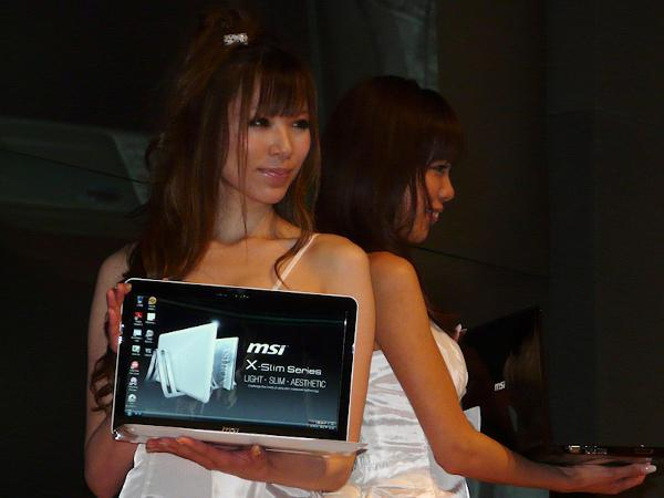 MSI X-Slim X400 14-inch ultraportable launched