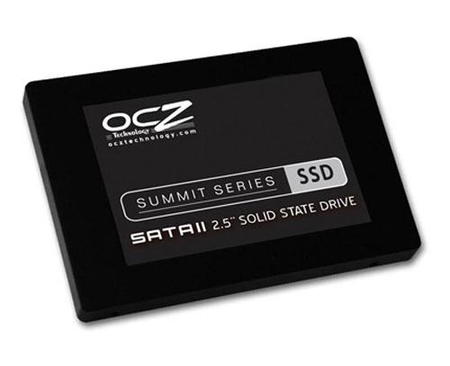 OCZ Summit SSD series announced