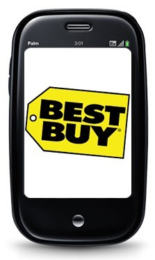 Best Buy stores getting four Palm Pre on June 6th, RadioShack two?