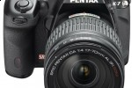 Pentax K-7 DSLR launches: 14.6MP & HD video for $1.3k [Video]