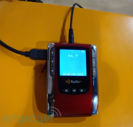 Sub-$50 Portable HD Radio landing this summer