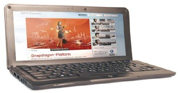 Qualcomm Smartbooks: Snapdragon netbook & smartphone challenge