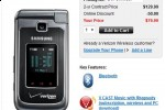 Verizon Samsung Alias 2 on sale: $79.99