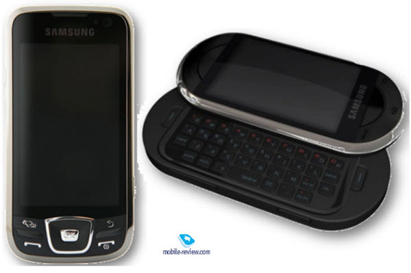 """Samsung Bigfoot & Spico Android smartphones with OS 2.0 """"Donut""""?"""