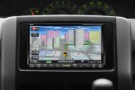 Sanyo in-dash navigation systems sport SSD