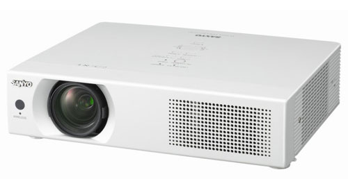 Sanyo PLC-WXU700 LCD projector announced