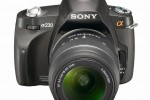 Sony Alpha 230, 330 and 380 DSLRs announced
