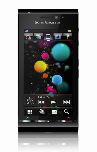 Sony Ericsson Satio: Idou comes to market in Q4