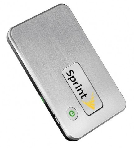 MiFi 2200: Sprint customers can use the MiFi 2200 with the Simply Everything plan...