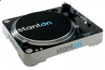 Stanton T.55 USB Turntable turns records into MP3s