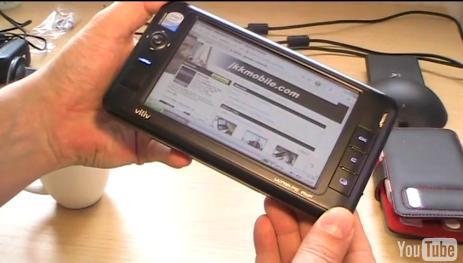 Viliv S5 Premium Air 3G SSD MID gets video review