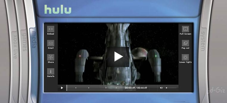 Xbox 360 Hulu integration rumored