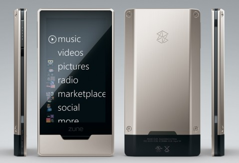 Zune HD 16/32GB from $249 with 720p movie downloads?