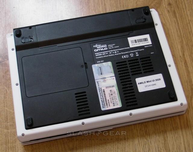 Fujitsu Amilo Mini Ui 3520 Review