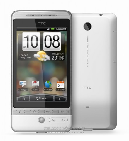 HTC Hero gets official