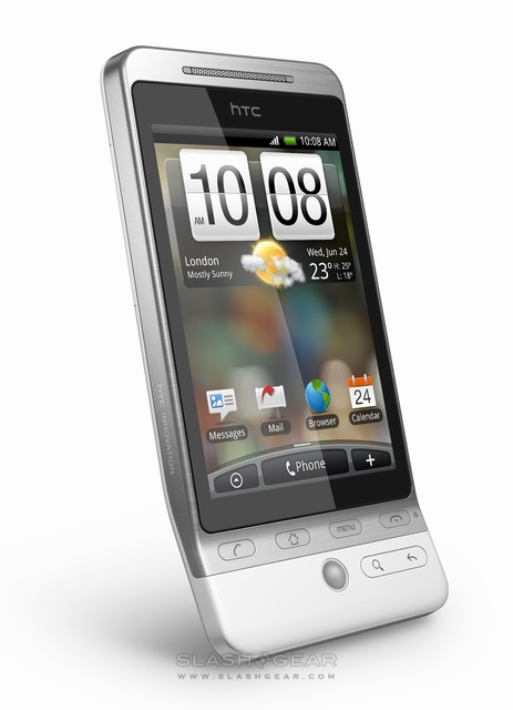 HTC add Flash support to Android Hero