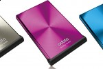 "A-DATA NH92 ""world's slimmest"" portable HDD"