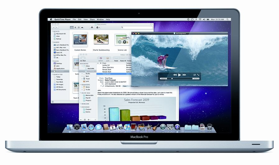 "Apple OS X ""Snow Leopard"" coming September for $29"