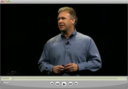Apple WWDC 2009 keynote video released