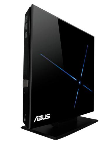 ASUS USB 2.0 Blu-ray drive is fingerprint magnet